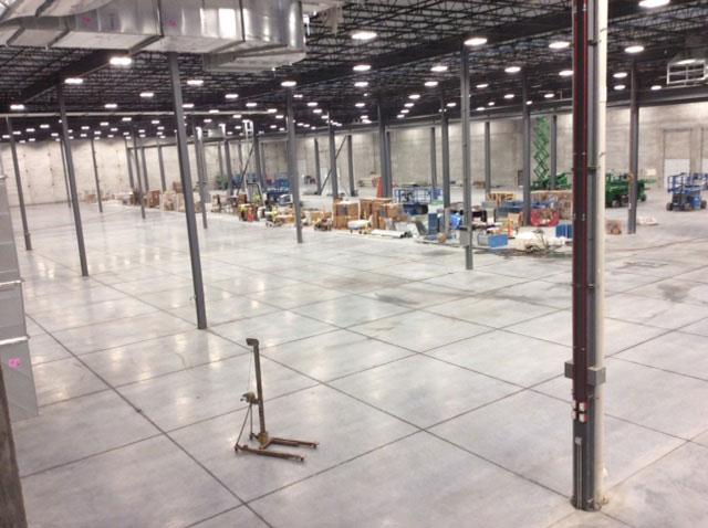PMT Illinois Fabrication Location 3