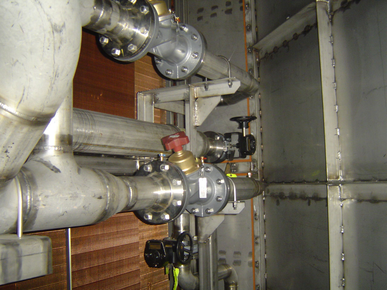 Piping Systems Installation