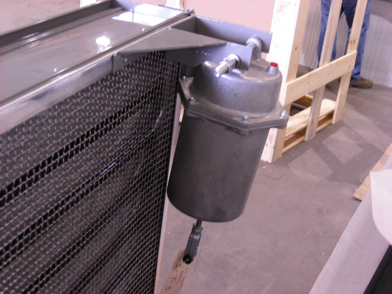 Nuclear HVAC Louvers