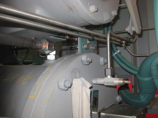 Nuclear Spare Parts Oil Pumps