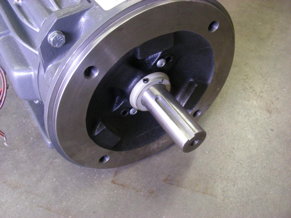 Nuclear Spare Part Motors