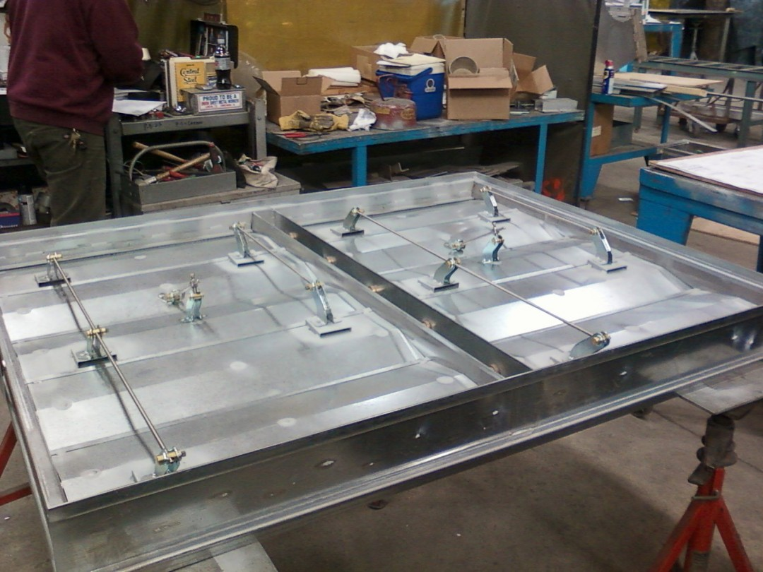 Control Dampers