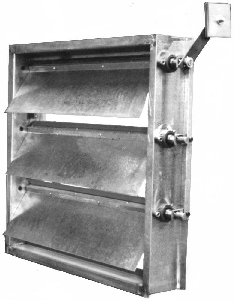 Backdraft Damper